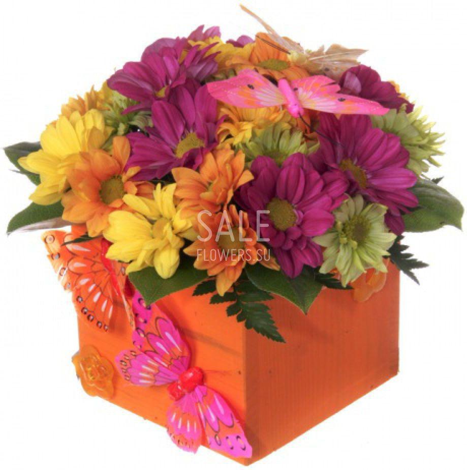 Москва вакансии цветы